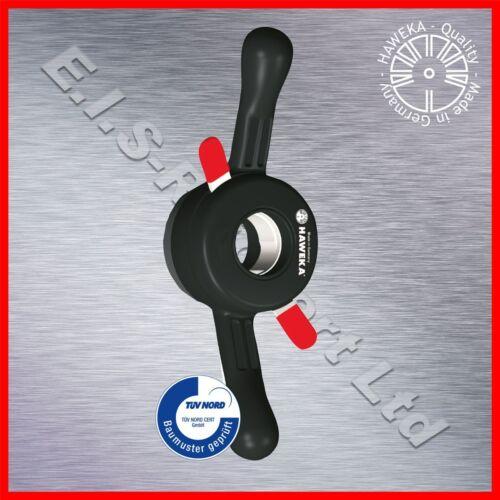 HAWEKA ProGrip TR40x4 Schnellspannmutter Spannfutter für Wuchtmaschine