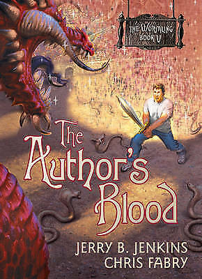 The Author's Blood (The Wormling)-ExLibrary