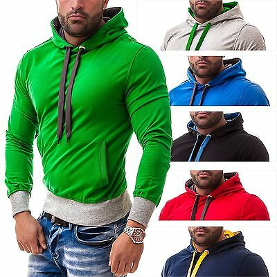 STEGOL AK91 Kapuzenpullover Sweatshirt Pullover Hoodie Kapuze SALE 1A1 BOLF-CO