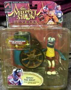 Gonzo-the-Great-Muppet-Show-25-Years-Palisades-Toys-Series-2-Action-Figure