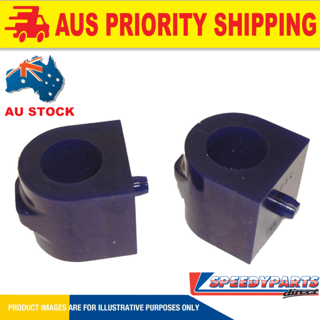 Anti Sway Roll Bar Mount Bush Speedy Parts SPF3228-31K to fit Ford falcon/ter...