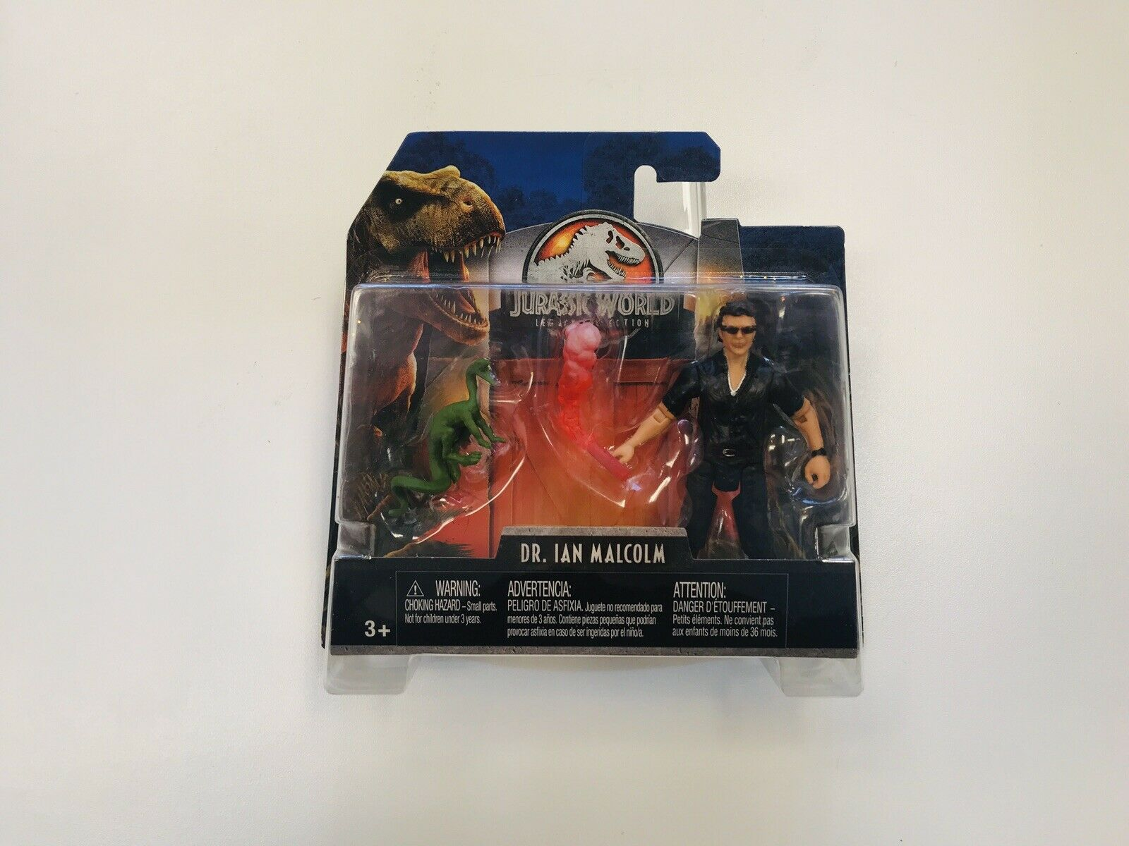 Jurassic World Legacy Collection Dr. Ian Malcolm Figure LOT of 12 New In Box