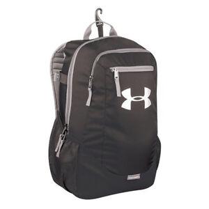 Under-Armour-UASB-HBP2-BK-Hustle-II-Baseball-Softball-Gear-Bat-Backpack-Black