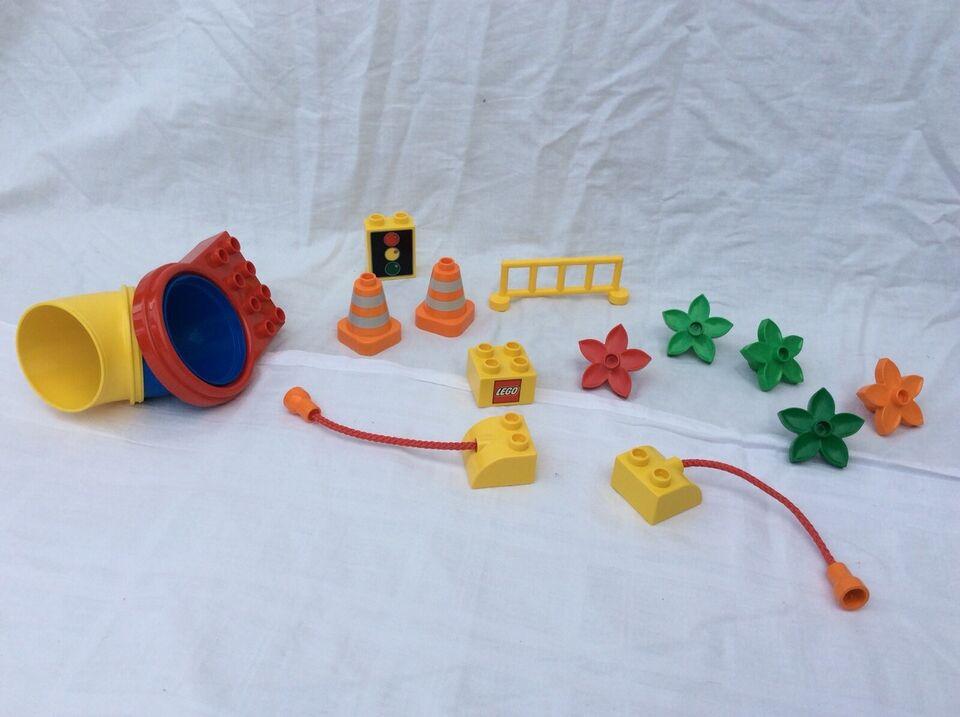 Lego Duplo, Zoo politibil brandbil m.m