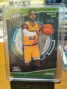 LeBron-James-2018-Panini-Cyber-Monday-Cracked-Ice-25-25-Los-Angeles-Lakers