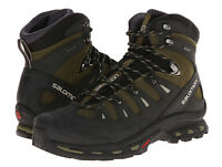 Men's Salomon Quest 4d 2 Gtx Waterproof Hiking Trail Backpacking Boots -- -