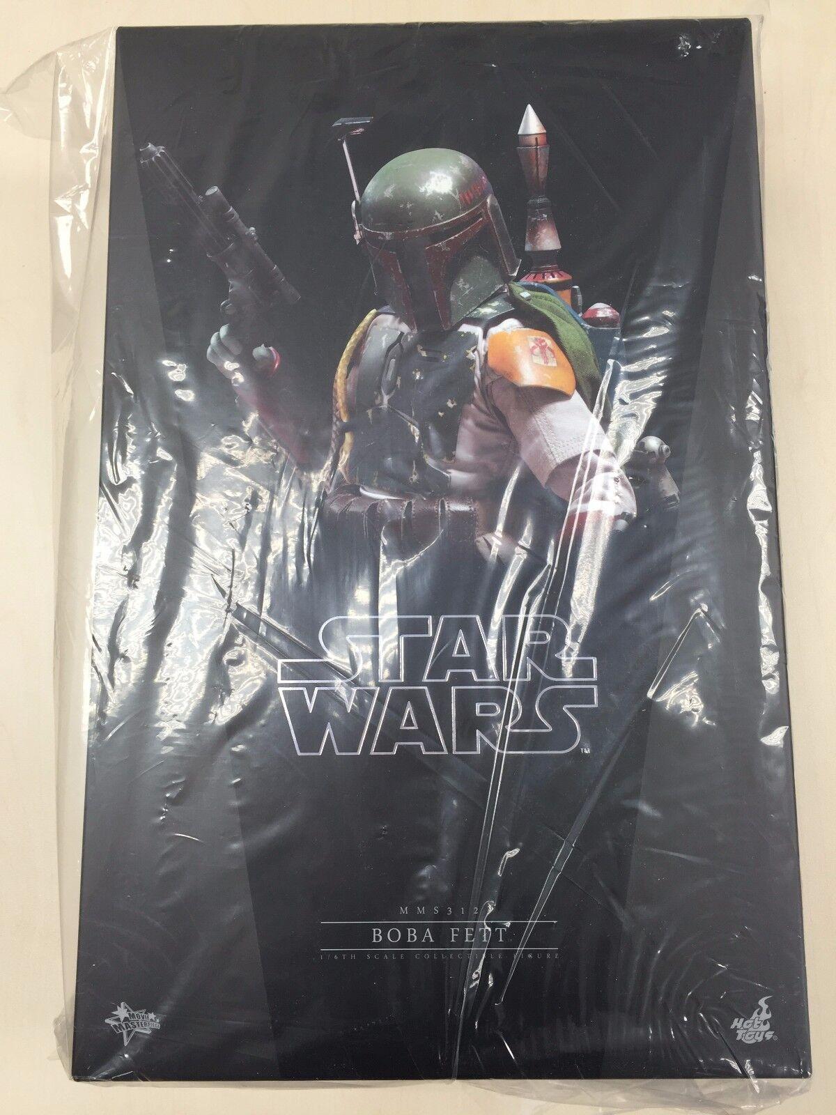 heta leksaker MMS 312 stjärnornas krig Episod VI Returnering av Jedi Boba Fett NY