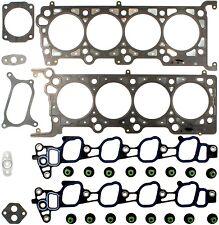 VICTOR Head Gasket Set+BOLTS for Ford F150 Mercury 4.6L SOHC 16v VIN-V,W,9 05-08