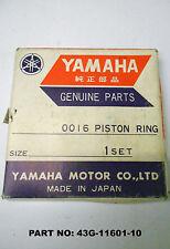 YAMAHA YSP200W BLASTER YAMAHA GENUINE PISTON RINGS (0.25) - P/NO - 43G-11601-10