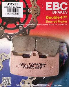 EBC-FA345HH-Sintered-Brake-Pads-Front-Buell-Lightning-Firebolt-Ulysses-XB9