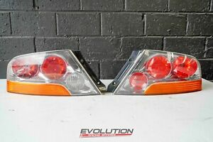 Mitsubishi Evo 8 VIII CT9A OEM Tail Light Set (Stanley P4532)