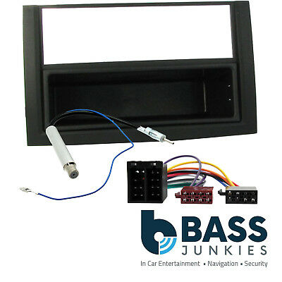 Skoda Fabia 03-06 Fascia Panel Stereo Surround Adaptor Radio Trim Din FP-20-02