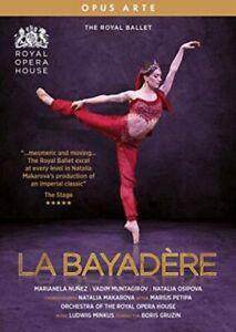 Marianela Nuñez - Bayadere [New Blu-ray]