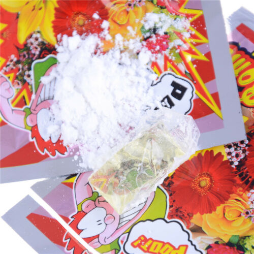 10pcs PET Bomb Bag Stink bombe puante gags jouet Fool k