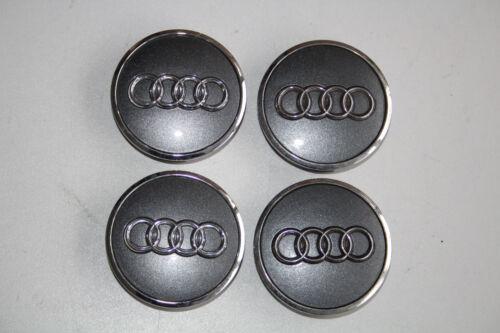 4 X CERCHI ORIGINALI AUDI coperchio a4 a5 8w a6 4k a7 4ga a8 4n COPRIMOZZO 8w0601170