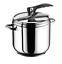 Schnellkochtopf 12L aus Edelstahl, Schnellkocher, Dampfkochtopf, Kochtopf NEU