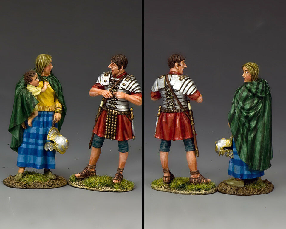 King and Country Ancient Rome RnB003 The Farewell NIB 1 30 Scale
