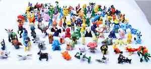 72pcs Pokemon Action Figures 2-3cm US Seller