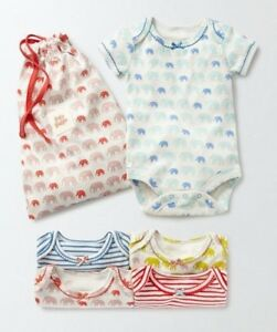 Baby & Toddler Clothing Baby Boden Baby Girl 0-3 & 3-6 Months Baby Grows
