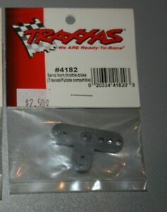 Traxxas 4182 Servo Horn//Brake T-Maxx 3.3 2.5 /& .15