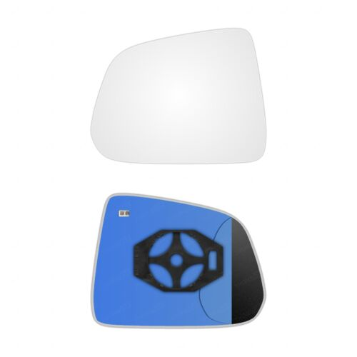A sinistra lato conducente vetro specchio riscaldabile per OPEL ANTARA 2006-2015