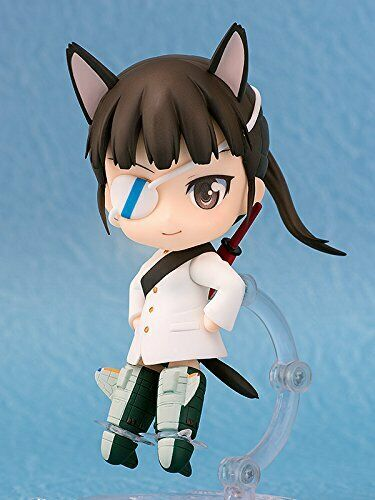 Nendoroid Strike Witches 2 Mio Sakamoto Non Scale ABS & PVC Painted Movable Figu