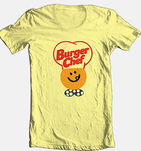 Image Is Loading Burger Chef T Shirt Retro 70 039 S