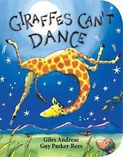 Giraffes Can't Dance by Giles Andreae (Hardcover) Gerald the Giraffe Full Color