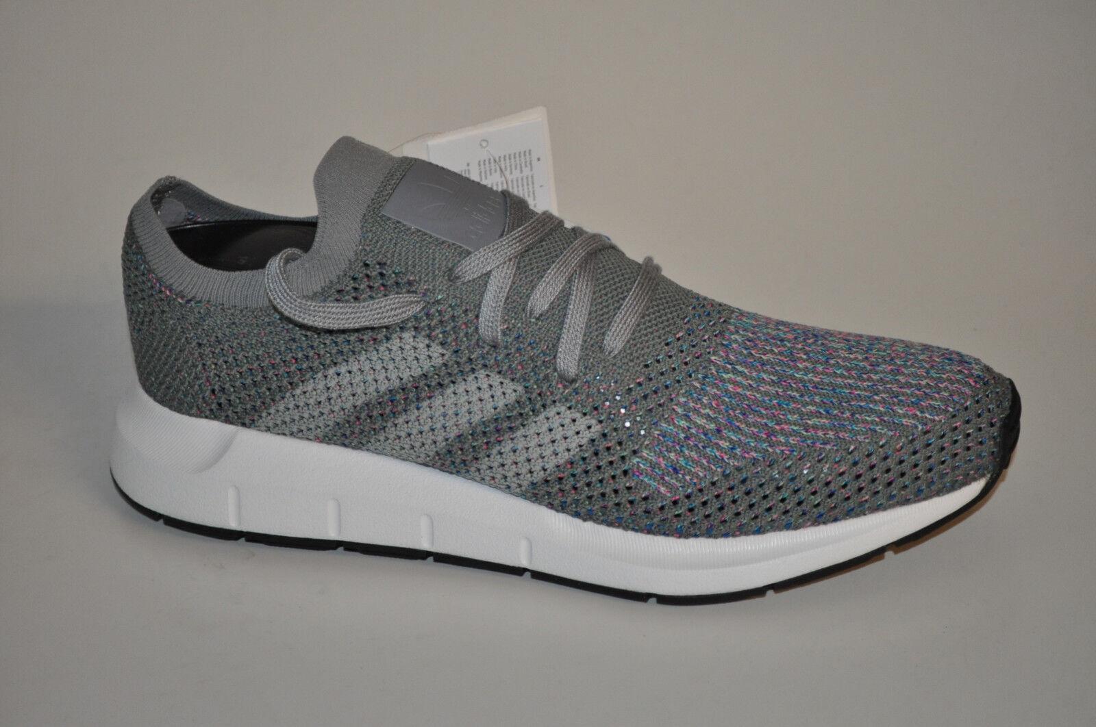 Adidas Swift Run Run Run PK Primeknit CG4128 grau Weiß Grau  Weiß 141c94