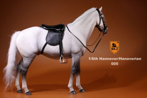 Mr.Z 1//6th Hannover//Hanoverian Horse Resin Statue Animal Series 1//6 In Stock New