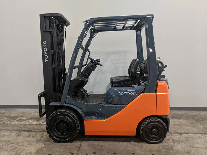 Business & Industrial TOYOTA FORKLIFT TRUCK 52-6FGU40 IGNITION ...