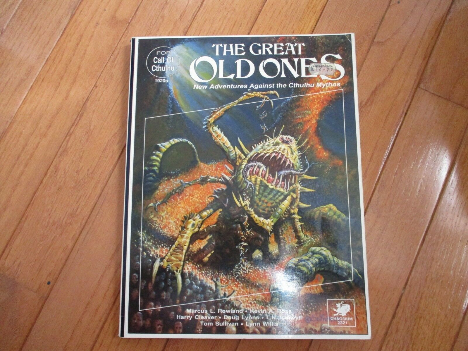 Call of Cthulhu The Great Old Ones