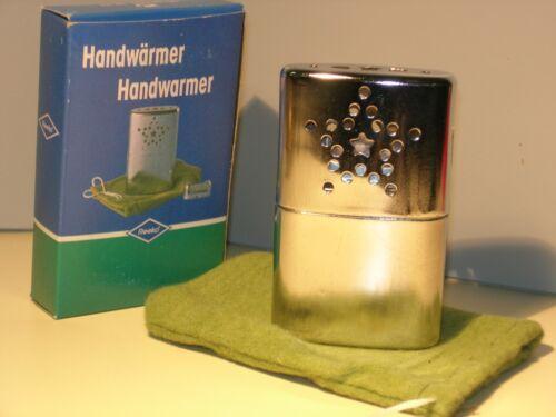 Karton mit 144 Stück Handwärmer Taschenofen