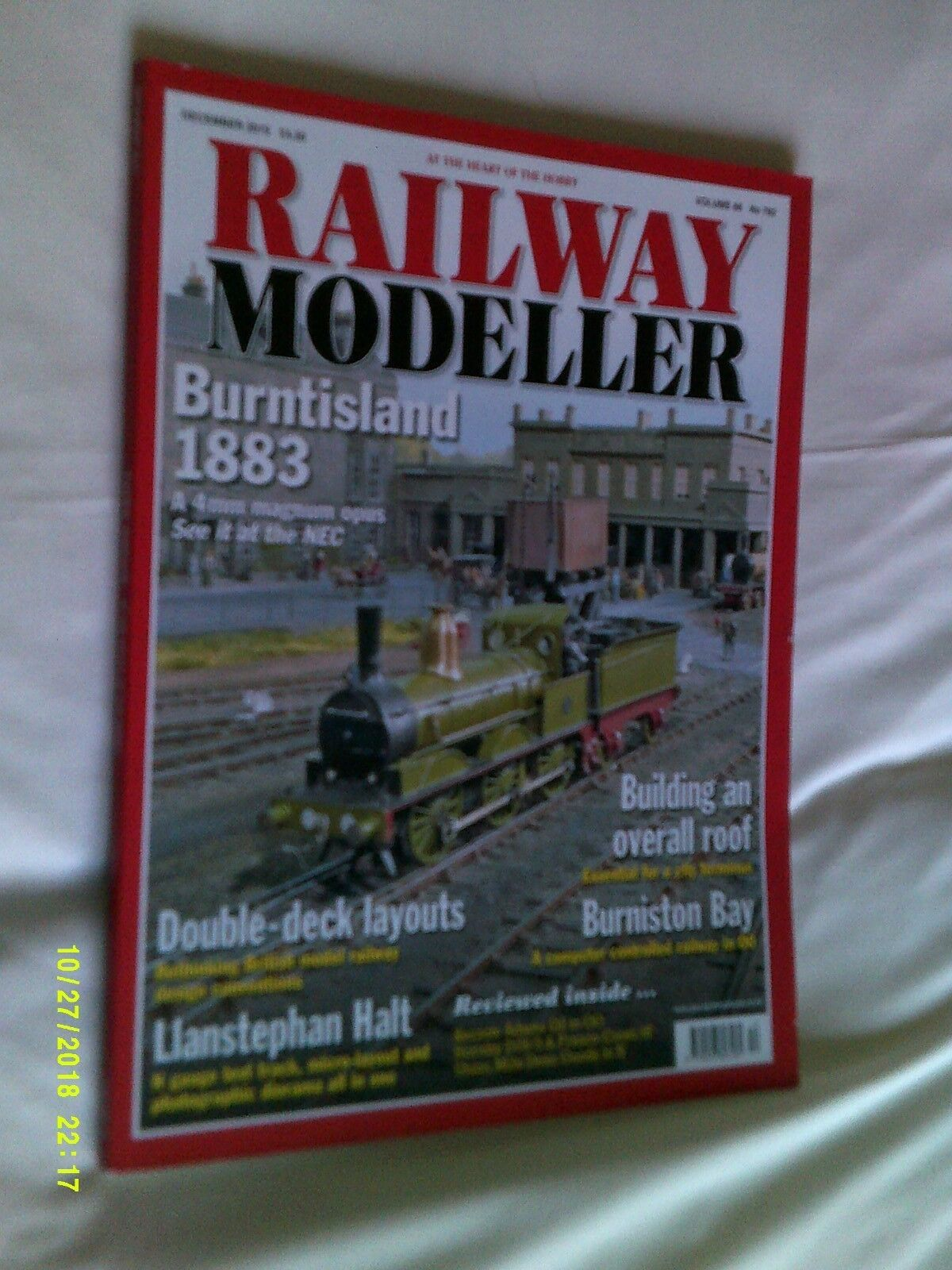 Railway Modeller December 2015 Volume 66 No. 782