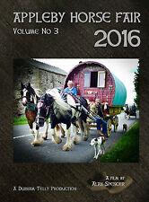 Appleby Horse Fair 2016 - DOUBLE DVD 175 Minutes - Durham Telly