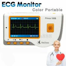 Heal Force Prince 180b Handheld Ecg Ekg Portable Heart Monitor Software Usb