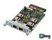 Cisco VIC2-2E/M 2-Port E&M Voice Interface Cards