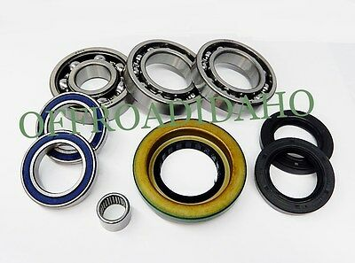 REAR DIFFERENTIAL BEARING /& SEAL KIT CAN-AM RENEGADE 800 X XXC 2007-2011 4X4 4WD