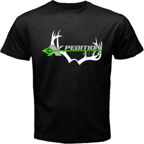 Xpedition Archery Compound Bows Arrow Sport Hunting Bow Black T-shirt Size S-5XL