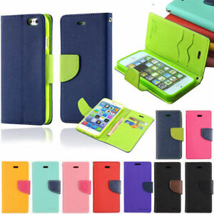 Luxury-Leather-Card-Wallet-Flip-Phone-Case-Stand-Cover-Pouch-For-Samsung-Galaxy