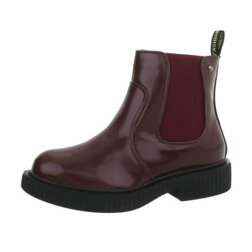 Boots Damenschuhe 7903 Ital-design