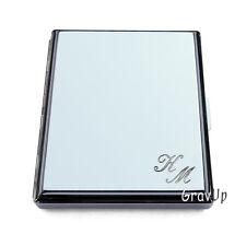 Sigarette di alta qualità ASTUCCIO spazzolato colore argento con incisione ze934s
