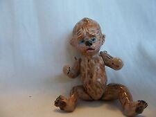Antique German Bisque Doll Altered Werewolf Baby Pup Halloween Haunted House
