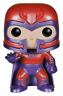 FUNKO POP MARVEL MAGNETO HOT TOPIC EXCLUSIVE VINYL FIGURE DAMAGED OUTER BOX