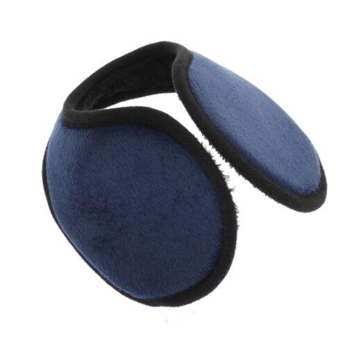 Winter outdoors earbags earmuffs bandless fleece ear warmers men women ear ca~ S