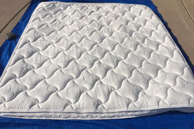 Sleep Number P5 King Quilted TOPPER COVER & BOTTOM Only | eBay