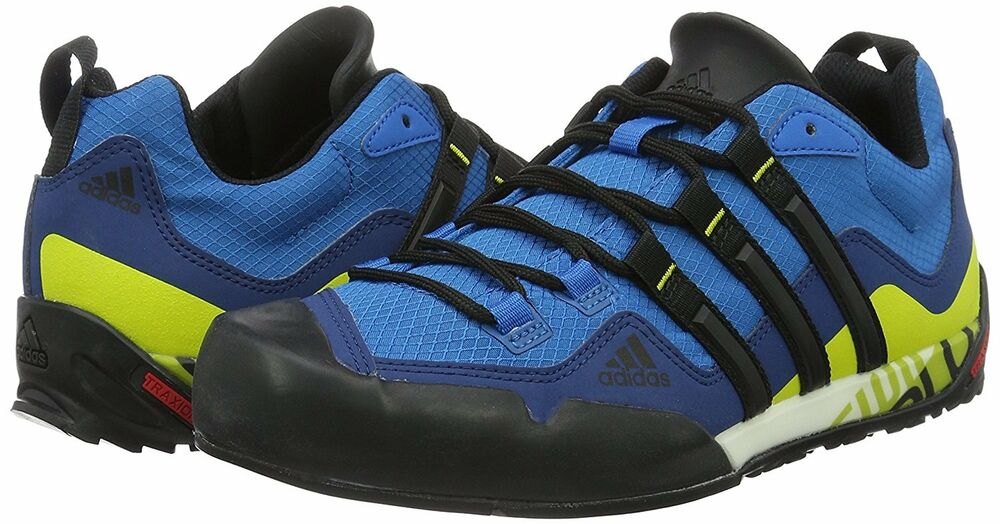 Adidas Terrex Swift Solo hommes d'extérieur BA8491 S New Trekking Noir-