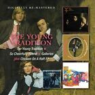 The Young Tradition/So Cheerfully Round/Galleries/Chicken on a Raft by The Young Tradition (CD, Jul-2013, 2 Discs, Beat Goes On)