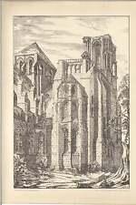 1881 Laon Notre Dame Ch Lohr Artwork