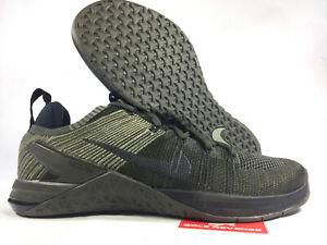 b95365fa917b NEW Nike Metcon DSX Flyknit 2 - Men s Dark Stucco Black Newsprint ...